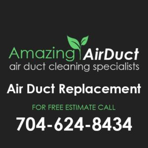 Air Duct Replacement Charlotte NC