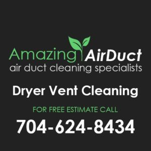 Dryer Vent Cleaning Charlotte NC